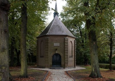 Monumenten Nuenen Het van Goghkerkje
