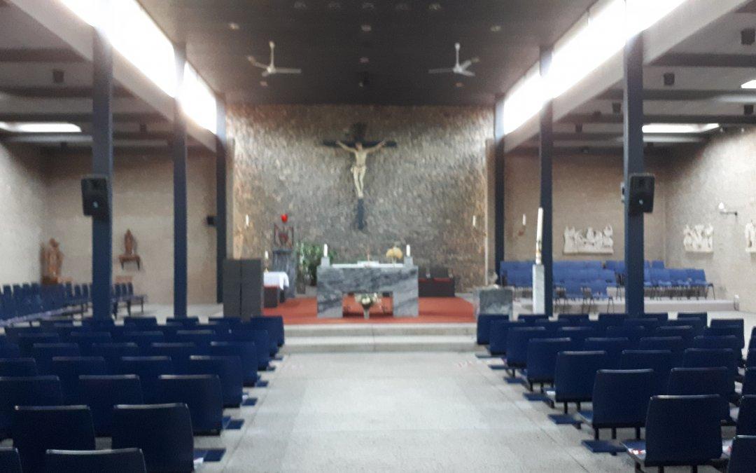 Nieuwe St. Clemenskerk te Gerwen