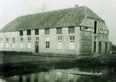 1888 Bouw 't Weefhuis