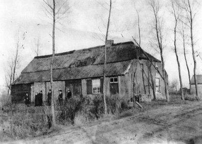 1914-1918 Nuenen c.a. in de Eerste Wereldoorlog