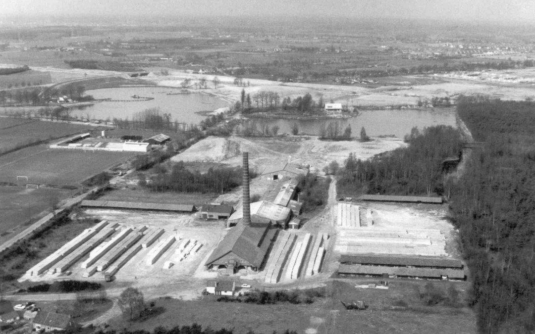 1920 Bouw Steenfabriek Eeneind