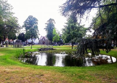 1920 Aanleg Park