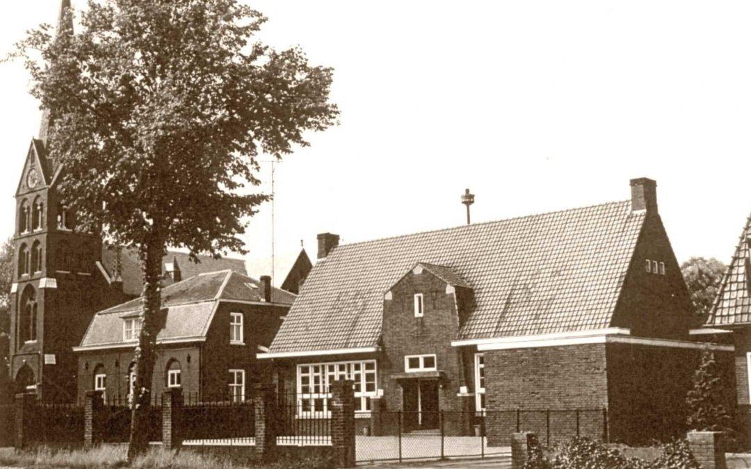 1926-1927 Bouw nieuwe scholen in de drie dorpen