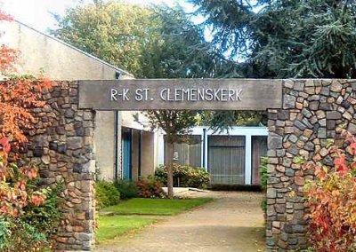 1967 Nieuwe St. Clemenskerk Gerwen