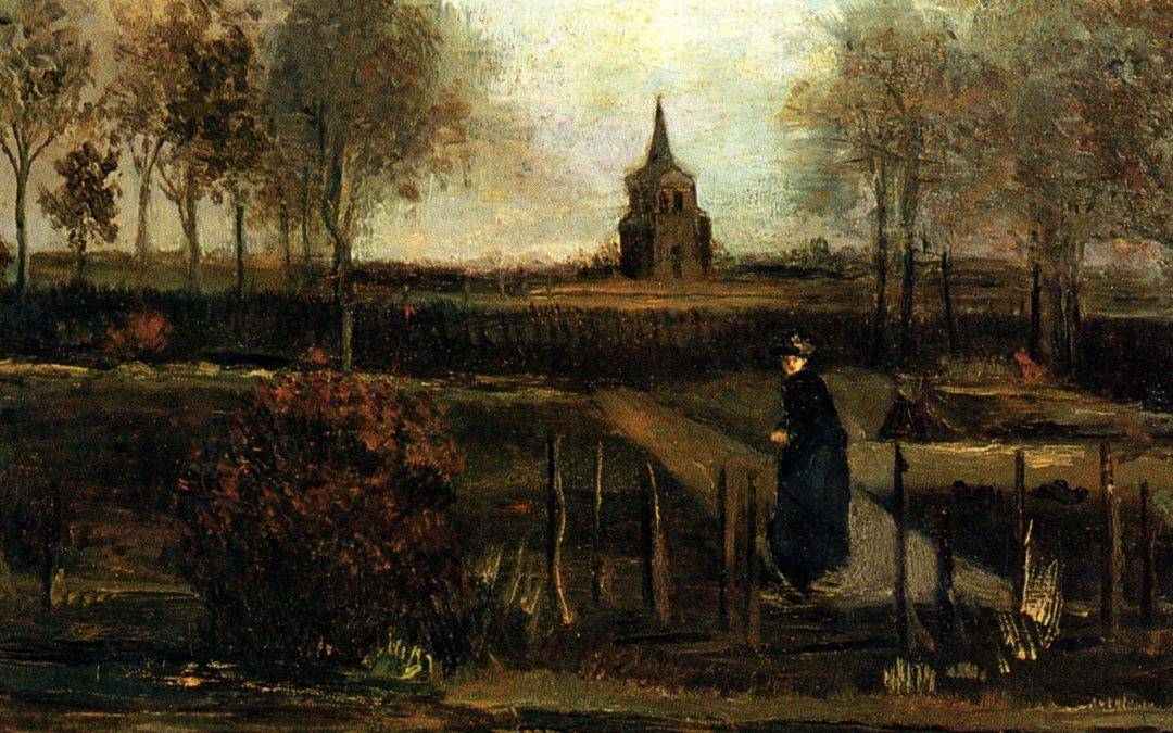 Wederom een Nuenense Van Gogh gestolen