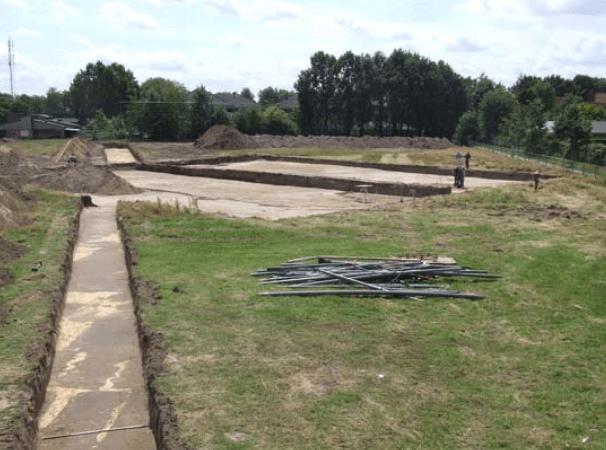 Archeologie Nuenen Luistruik