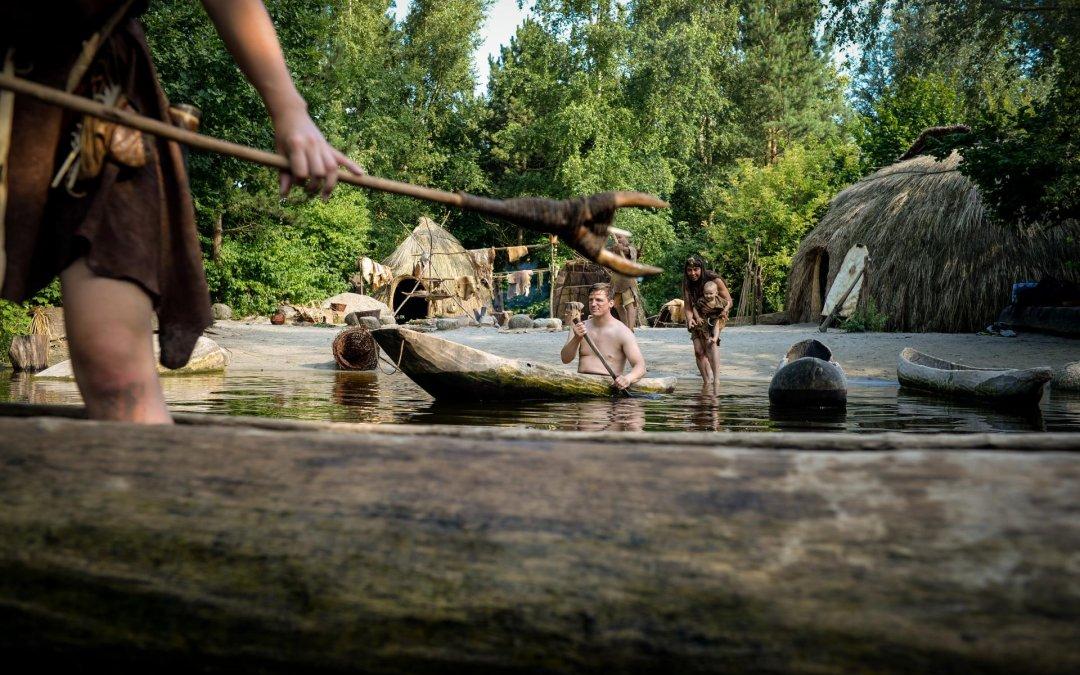 Archeologie Algemeen Nuenen in het Mesolithicum