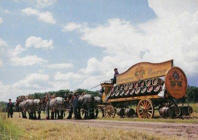 De Bavaria Bierwagen