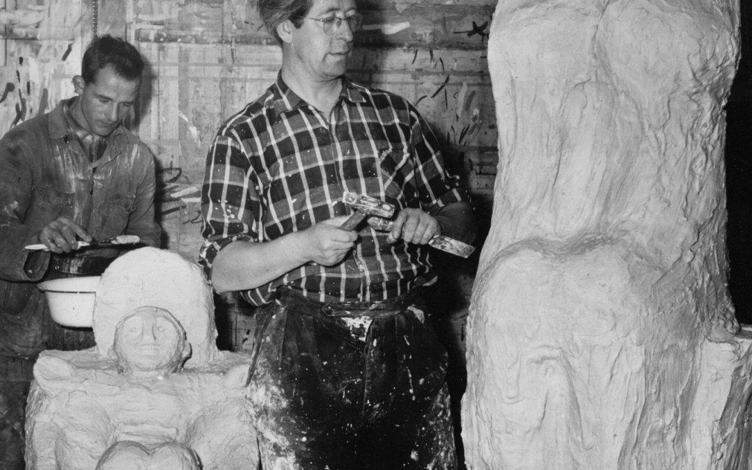 Hugo Brouwer, een artistieke duizendpoot